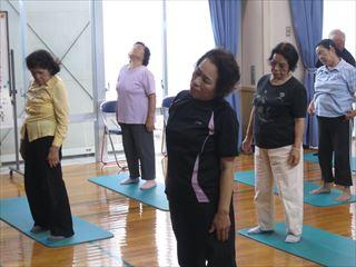 1キロ減らす体操